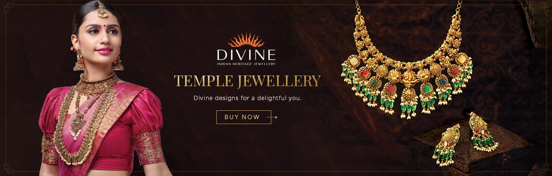 Temple Jewellery | Divine