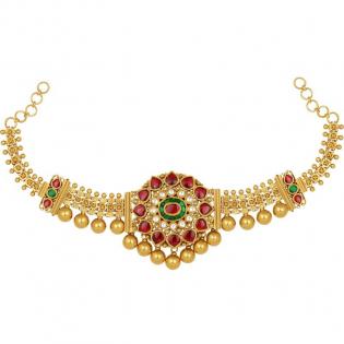 Gupta Dynasty Ethnix Gold Armlet ATANBVA001