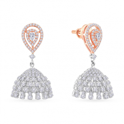 Mine Diamond Earring AE-ADEN-62251-3902