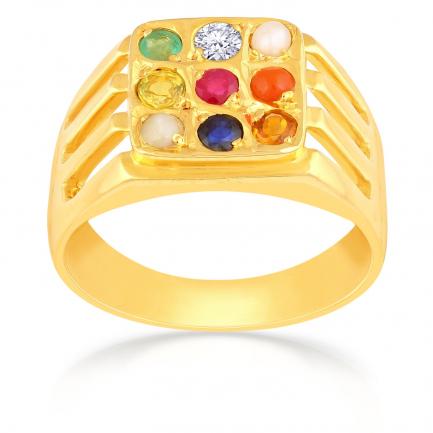 Precia Gold Ring AGNGR025