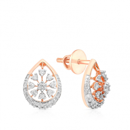 Mine Diamond Earring AJEPER4902