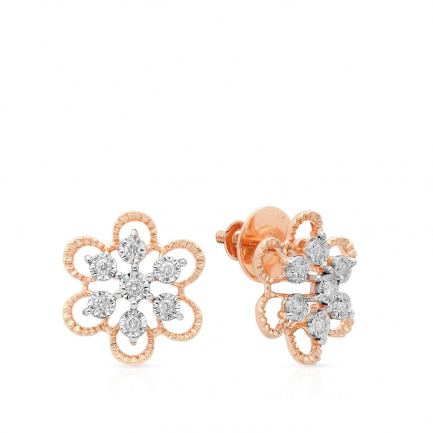 Mine Diamond Earring AJEXPER0027