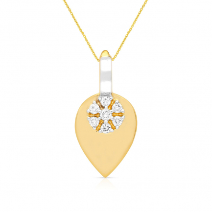 Mine Diamond Pendant AJPTAN5232
