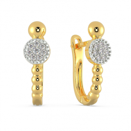 Mine Diamond Earring ASEAJE09136
