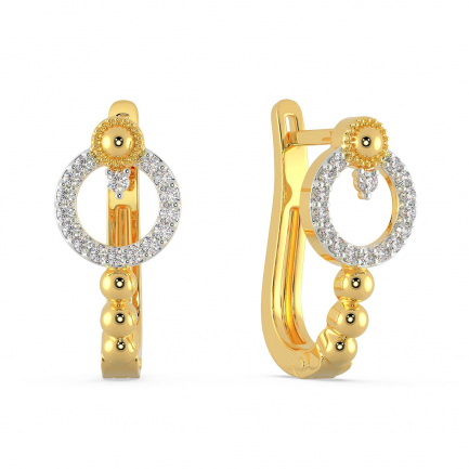 Mine Diamond Earring ASEAJE09163