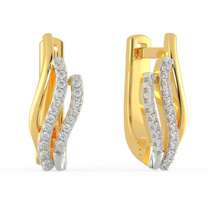 Mine Diamond Earring ASEASPE2321