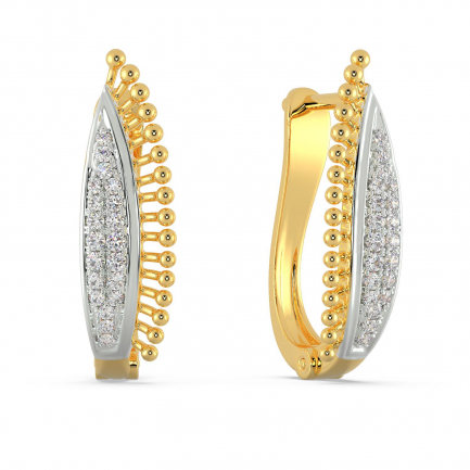Mine Diamond Earring ASEHE001858