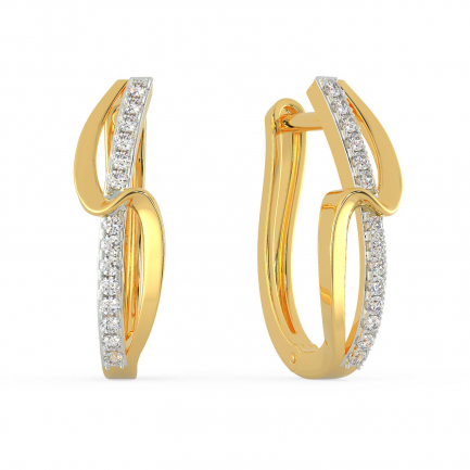 Mine Diamond Earring ASEHE002006