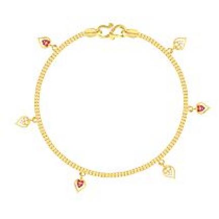 Malabar Gold Bracelet BRDZSKY101