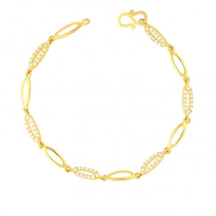 Malabar Gold Bracelet BRGEDZRURGT332