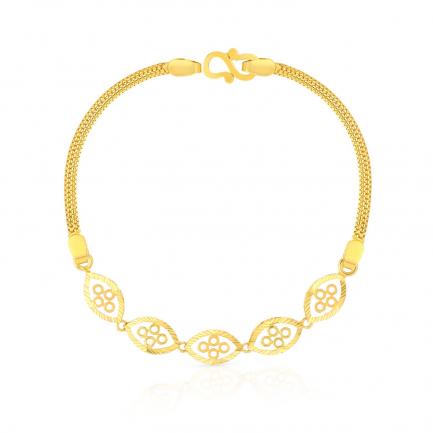 Malabar Gold Bracelet BRGEDZRURGT340