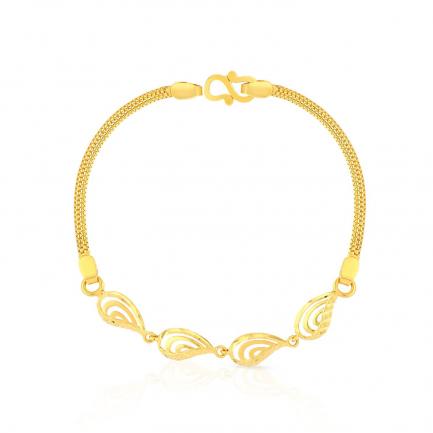 Malabar Gold Bracelet BRGEDZRURGT341