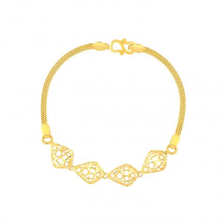 Malabar Gold Bracelet BRGEDZRURGT342