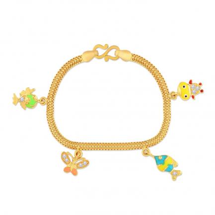 Starlet Gold Bracelet BRKDDZSG010