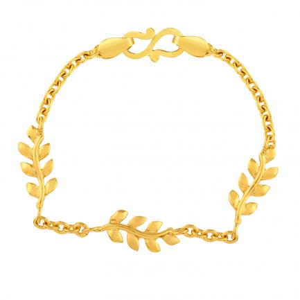 Starlet Gold Bracelet BRKDNOSG003
