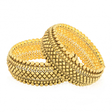 Ethnix Gold Bangle Set BSAHDAAAAAECWU