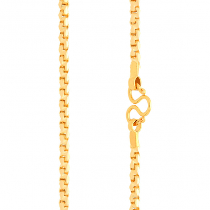 Malabar Gold Chain CHSRTNHMRGT048