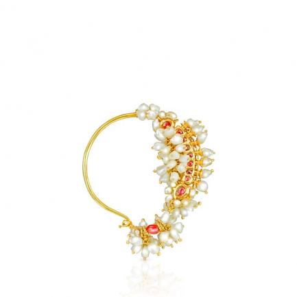 Andhra Nizam Malabar Gold Pearl Nath CNR0049KP