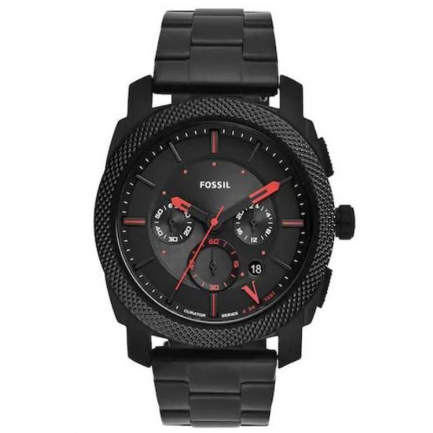 Fossil Men's Limited Edition Curator Black Watch CS5004SET