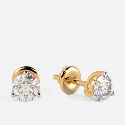Mine Diamond Earring E-551162R