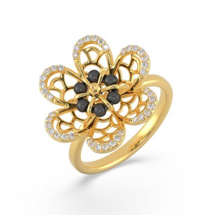 Malabar Gold Ring ECRGSGDZ008