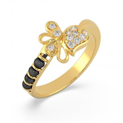 Malabar Gold Ring ECRGSGDZ021