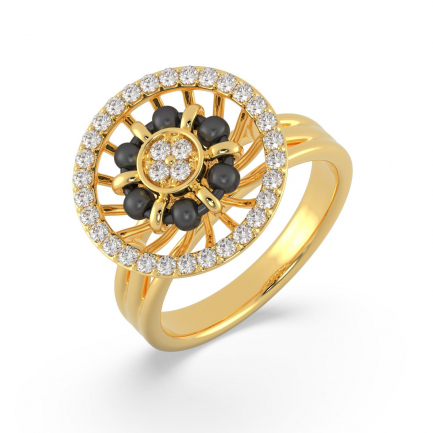 Malabar Gold Ring ECRGSGDZ023