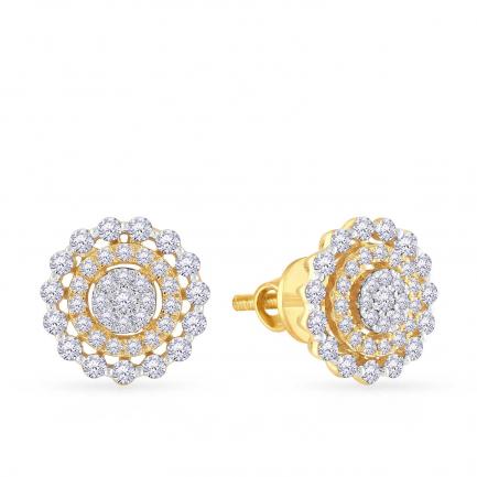 Mine Diamond Earring EMBER10086