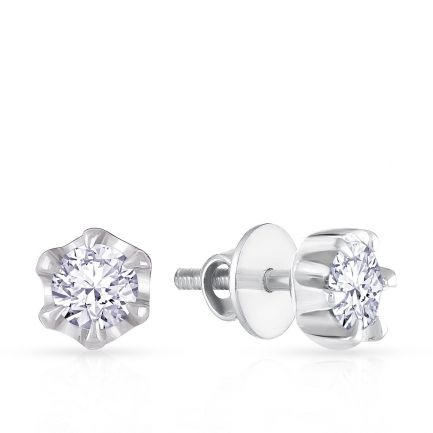 Mine Platinum Earring ER20773PT