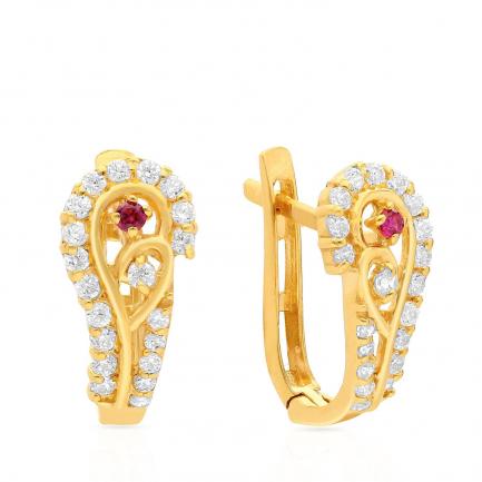 Malabar Gold Earring ERDZSUG0050