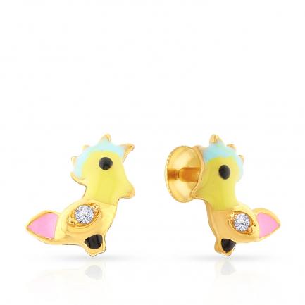 Starlet Gold Earring ERKDDZSG021