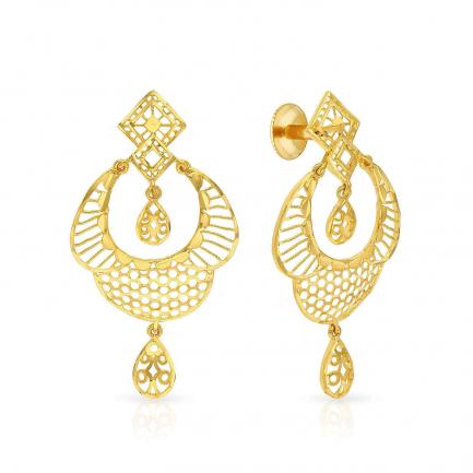 Malabar Gold Earring ERSK1447A