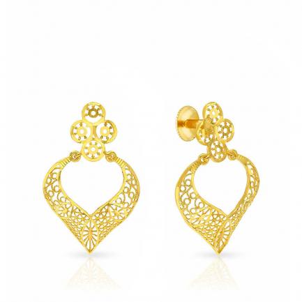 Malabar Gold Earring ERSK1455