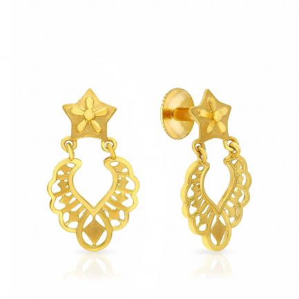 Malabar Gold Earring ERSK2392A