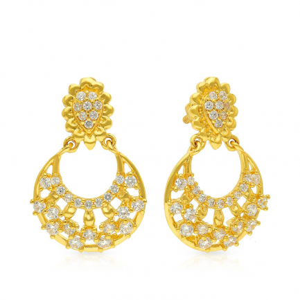 Malabar Gold Earring ERSK3272B