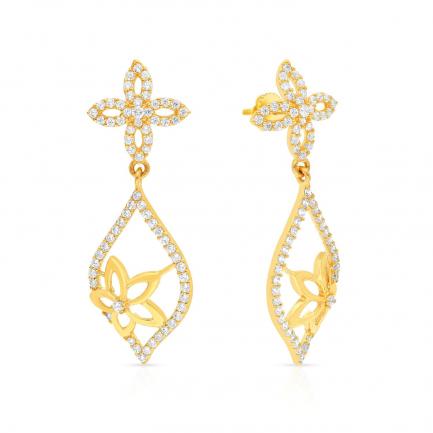 Malabar Gold Earring ERSK5605