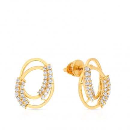 Malabar Gold Earring ERSKSNP3948