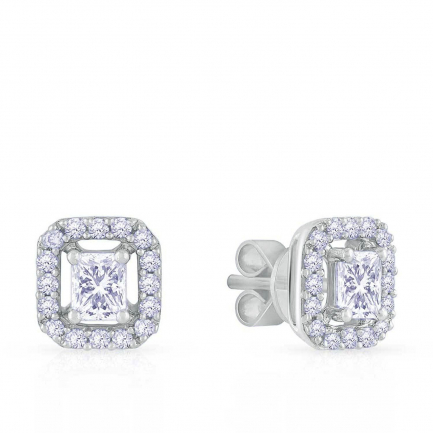 Mine Diamond Earring FAB1449FSW