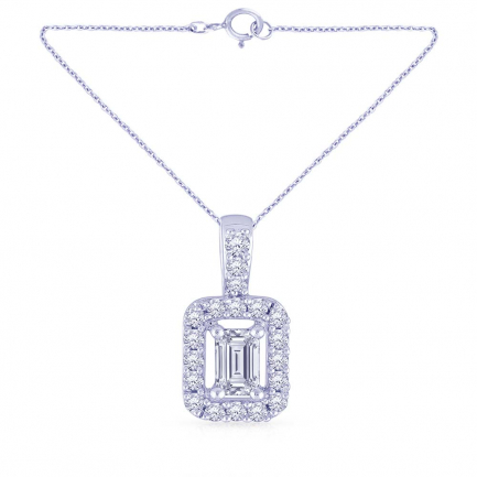 Mine Diamond Pendant FAB1506PN