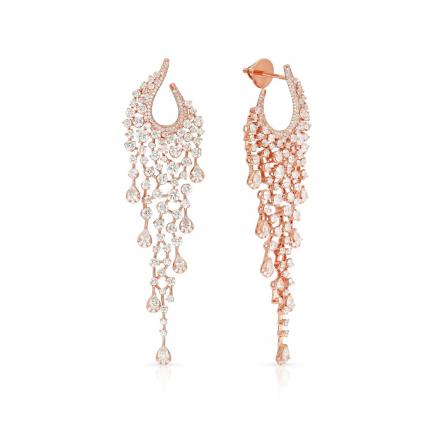 Mine Diamond Earring FJEDCL0078ER
