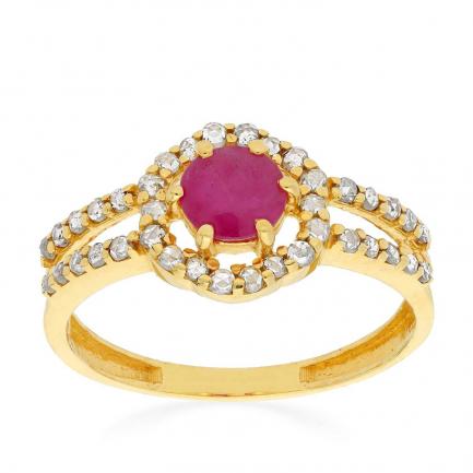 Era Uncut Diamond Ring FRERHDCERGA023