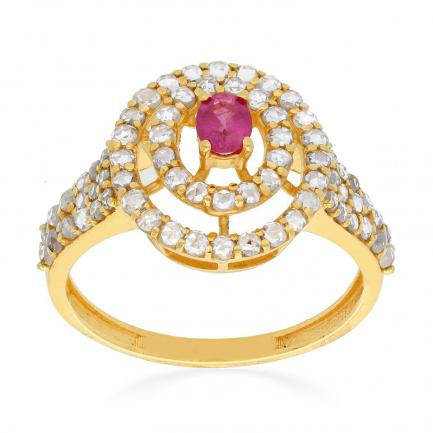 Era Uncut Diamond Ring FRERHDCERGA024