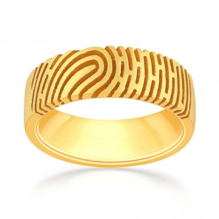 Malabar Gold Ring FROPLPR004G