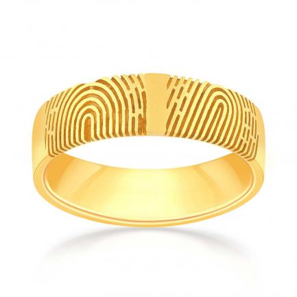 Malabar Gold Ring FROPLPR005L