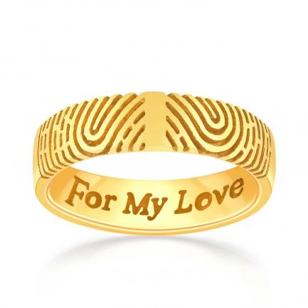 Malabar Gold Ring FROPLPR006L