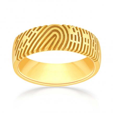Malabar Gold Ring FROPLPR007G