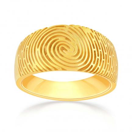 Malabar Gold Ring FROPLPR010L