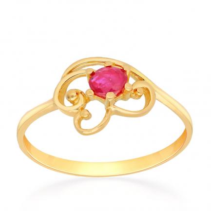 Precia Gemstone Ring FRPRGNRURGA034