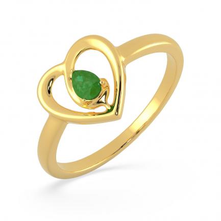 Precia Gemstone Ring FRPRHDPRRGA016