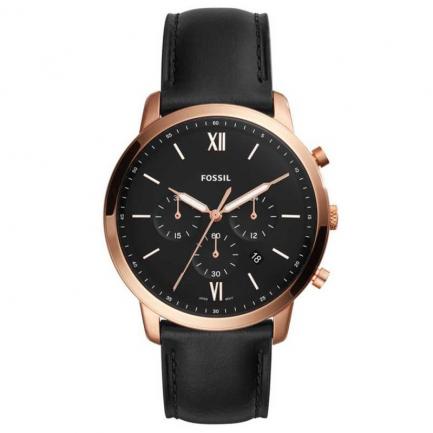 Fossil Men's Neutra Black Watch FS5381